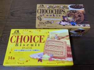 森永ビスケット チョイス チョコチップクッキー