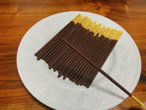 【極細チョコレート】50本入り!