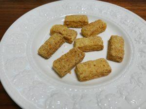 バター香るひとくちミルフィーユ8個