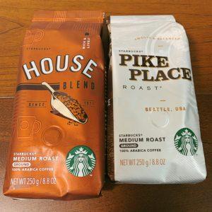 コーヒー豆2袋 ¥2,190