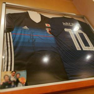 満天はサッカー選手の香川も推しているお店