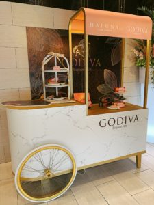 LOVE GODIVA at LUXE DINING HAPUNA