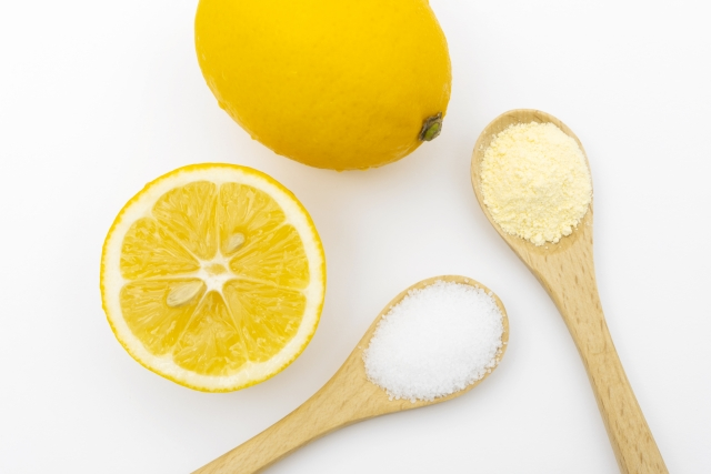 タイミング キレート レモン 飲む