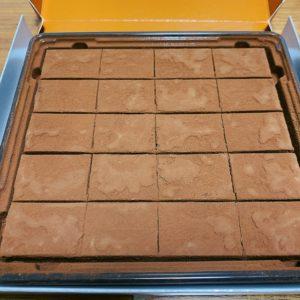 生チョコレートマイルドミルク税込¥777(税抜¥720)