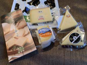 鶴居のチーズ