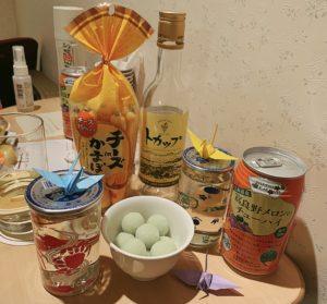 北海道の地酒をメインに晩酌