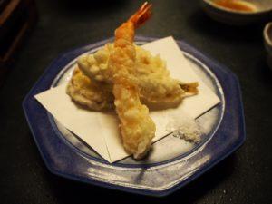 冬は近海の海の幸が中心の料理