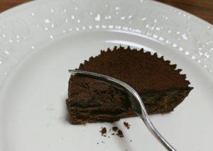 チョコは3種類のカカオを使ったクーベルチョコレートを使用