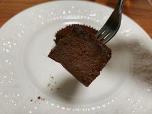 セブンのテリーヌショコラは濃厚なチョコの味わい