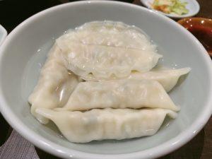 水餃子1人前6個 税抜230円