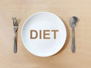 食事中心のダイエット