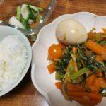 野菜炒め227kcal