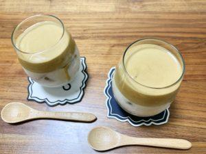 ダルゴナコーヒーは少ない材料と道具で作れる!