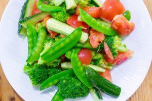 サラダダイエットを継続した結果…またまた痩せました!