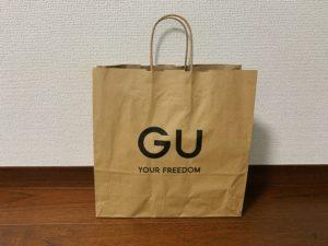 ユニクロパーク GUでの購入品
