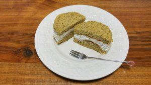 ファミマの新商品紅茶のシフォンケーキ