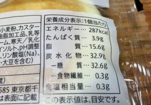 カロリーは287kcal。