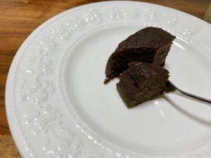チョコレートがギュッと凝縮されているような濃厚な味わい