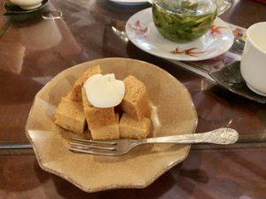 マーライコーは中国風の蒸しカステラです。