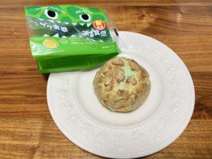 【ファミマ】メロンクッキーシュー 商品情報