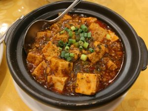 ✔︎陳麻婆豆腐