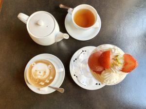 CAFE de la PRESSE(カフェドゥラプレス) いざ実食!