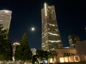 横浜の観光地として人気のみなとみらいにある横浜ランドマークタワー