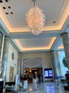 横浜ロイヤルパークホテルは結婚式も行われる豪華なホテル