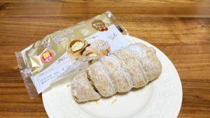 【ファミマ】冷やして食べるパイコロネ(マロンクリーム) 商品情報