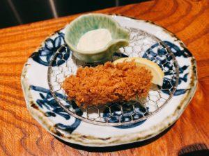 牡蠣フライ(1個)