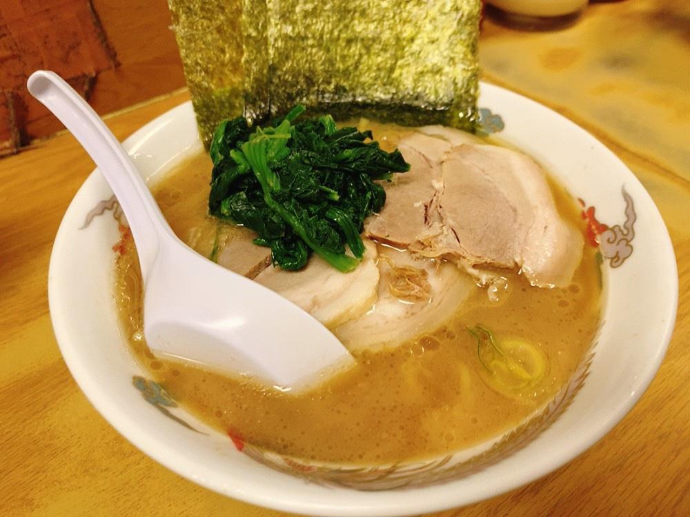 チャーシュー麺(並)900円