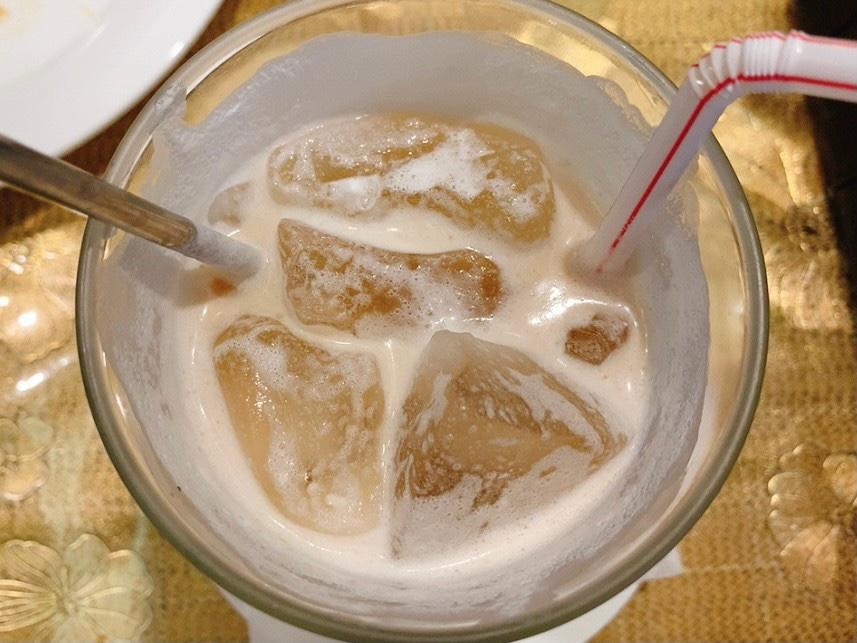 SAMOVAR (サモワール)の絶品アイスロイヤルミルクティを実食!