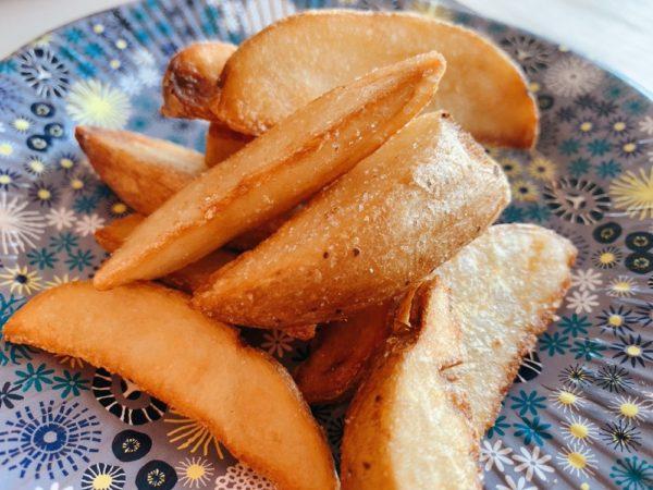 コウジ サンドウィッチ スズムラのサンドイッチを実食!ポテト