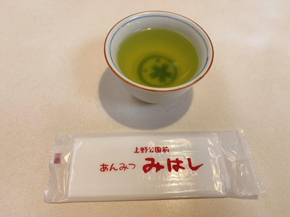 【上野本店】みはしのあんみつを実食!