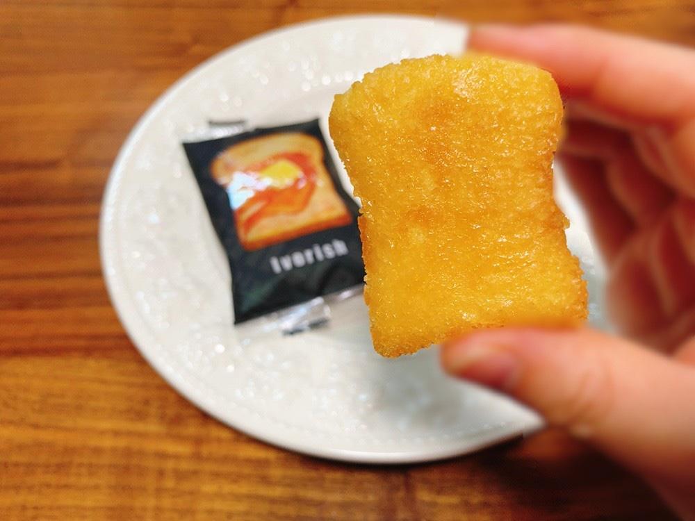 【Ivorish】フレンチトーストフィナンシェを実食!