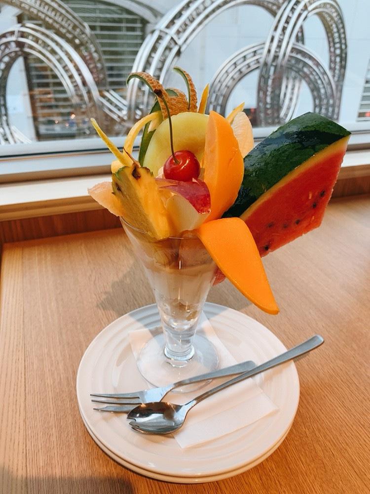 【横浜ランドマーク】果実園リーベルのスイーツを実食!