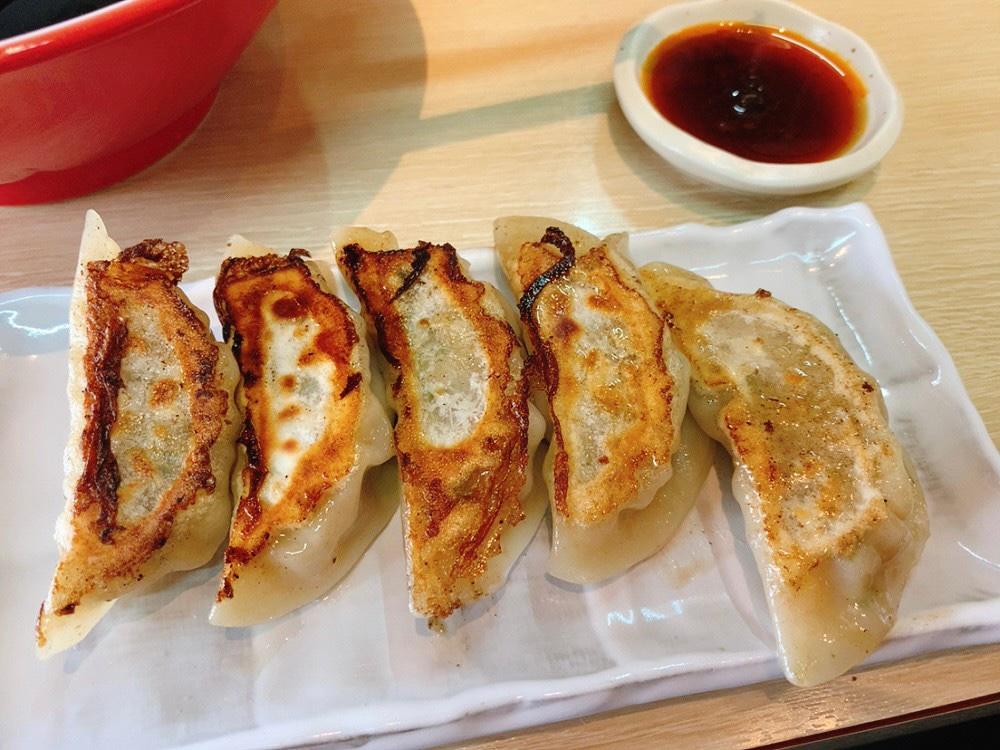 【横浜洋光台】らぁ麺処 寿の餃子を実食!